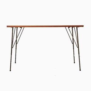 Table de Salle à Manger Mid-Century par Rudolf Wolf pour Elsrijk, années 50