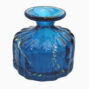 Art Glass Jar by Michael Harris for Mdina, 1968