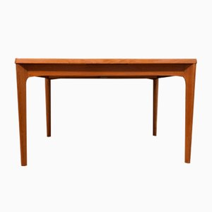 Mid-Century Danish Dining Table by Vejle Kjaernulf for Stole Möbelfabrik