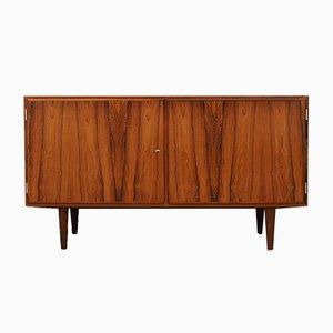 Vintage Rosewood Cabinet by Carlo Jensen for Hundevad & Co.