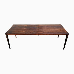 Danish Rosewood Coffee Table, 1960s