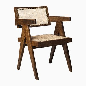 Dining Chair by Pierre Jeanneret, 1956