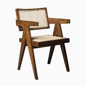 Chaise de Salle à Manger par Pierre Jeanneret, 1956