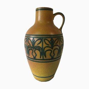 German Ceramic Vase by Hanns Welling, 1960s