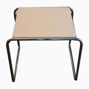 Vintage Model Laccio Side Table by Marcel Breuer