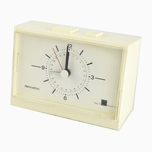 Vintage German Electric Alarm Clock from Remington