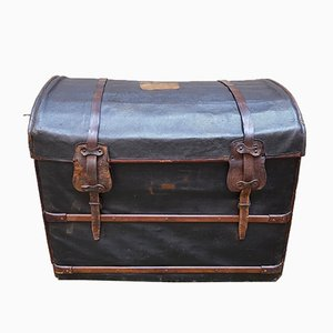 Vintage French Trunk, 1930s