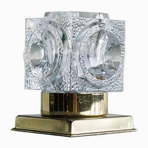 Ice Cube Table Lamp from Peill & Putzler, 1970s