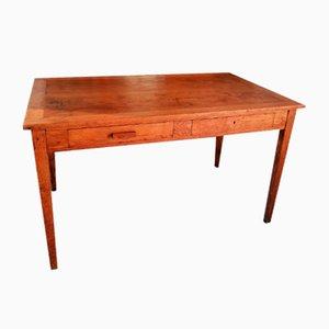 Mid-Century Farmhouse Table