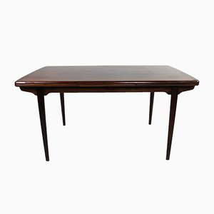 Rosewood Dining Table by Arne Vodder, 1960s