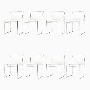 Esszimmerstühle von Kazuhide Takahama für Simon International, 1960er, 8er Set