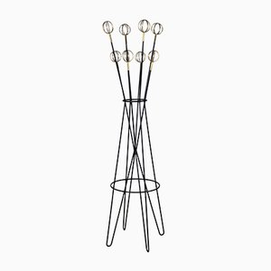 Mid-Century Coat Rack by Roger Feraud, 1950s