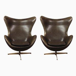 3316 Sessel von Arne Jacobsen für Fritz Hansen, 1950er