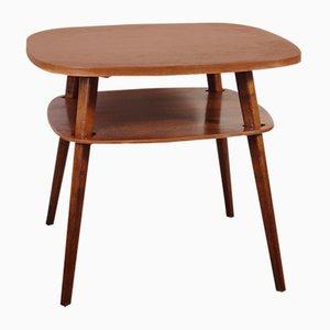 Mid-Century Oak Coffee Table from Drevopodnik Holesov, 1960s