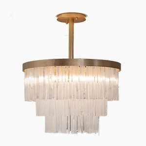 Selenite Grand Casablanca Chandelier by Marcele Muraro