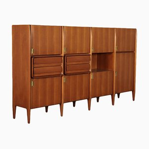 Teak Cupboard from La Permanente Mobili Cantù, 1960s