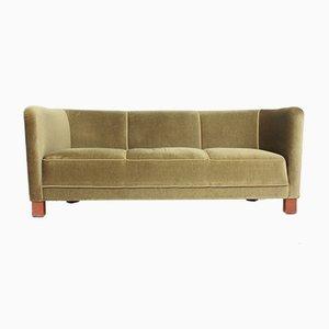 Dänisches Mid-Century Sofa von Fritz Hansen, 1940er