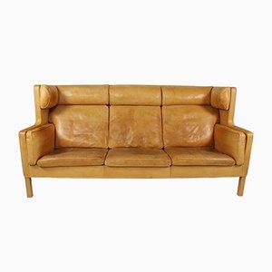 Modell Kupe 3-Sitzer Sofa von Børge Mogensen, 1970er