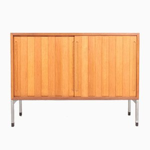 Mid-Century Danish Oak and Rosewood Dresser by Hans J. Wegner for Ry Furniture, 1950s
