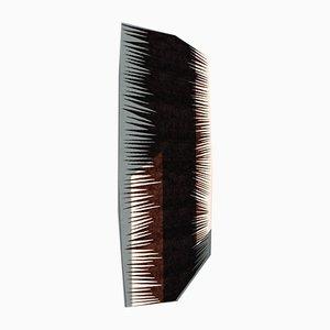 Alfombra Peigne 2 tejida a mano de Florian Pretet y Lisa Mukhia Pretet