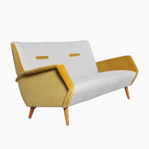 Mid-Century Sofa by Gio Ponti for Cassina, 1950s