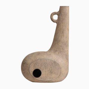 Vase en Céramique Sculptée par Victoria Yakusha