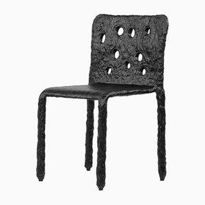 Chaise Sculptée par Victoria Yakusha