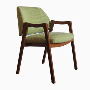 Italian Model 814 Lounge Chair by Ico Parisi for Cassina, 1960s