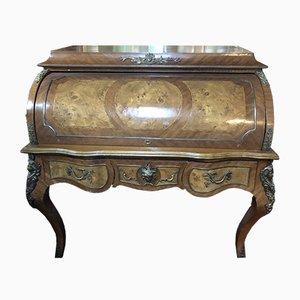Scrivania in stile Luigi XV antica, inizio XX secolo