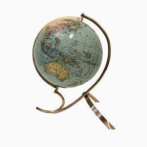 Vintage Globus von JRO, 1960er