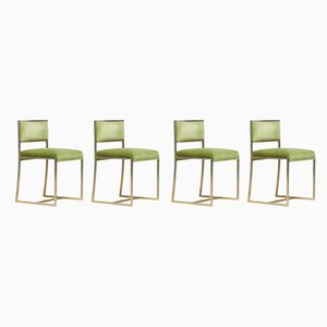Model Come Back Dining Chairs from Roche Bobois, 1970s, Set of 4
