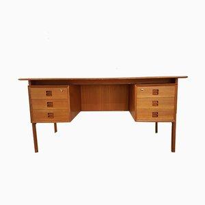 Teak Desk by Arne Vodder for Sibast, 1960s