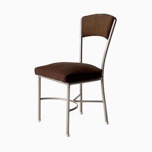 Esszimmerstuhl mit Röhrengestell aus Metall von Sybold van Ravesteyn, 1920er