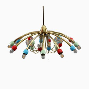 Chandelier by Stilnovo, 1950s