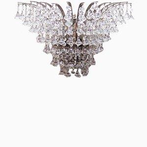 Wandleuchte aus Kristallglas von Titania Lux, 2000er