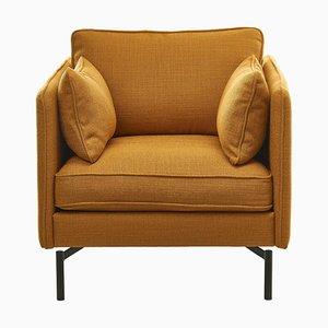 PPno.2 Sessel mit glattem Stoffbezug von Pols Potten Studio