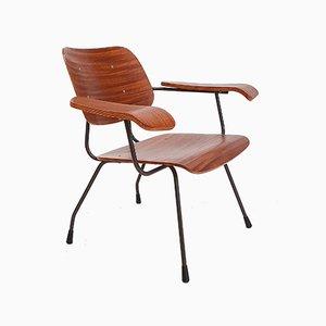 Niederländischer Modell 8000 Sessel von Tjerk Reijenga für Pilastro, 1960er