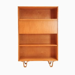 Dutch Model BB04 Birch Bookcase by Cees Braakman for UMS Pastoe, 1950s