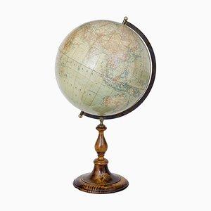 Large Antique Scandinavian Globe by Jordglob, 1900s