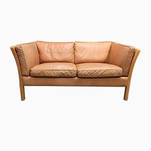 Skandinavisches 2-Sitzer Sofa von Stouby, 1960er