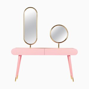 Pearl Marshmallow Dressing Table by Royal Stranger