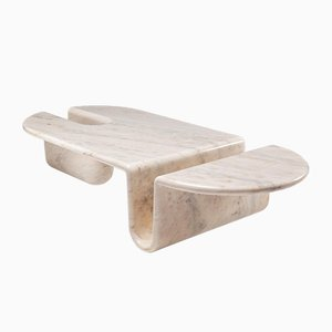 Bonnie and Clyde Center Table by Dooq
