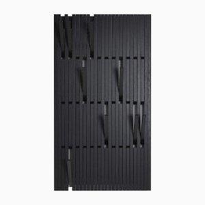 Wall-Mounted Piano Coat Rack by Patrick Séha
