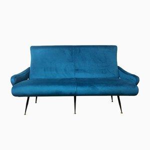 Blue Sofa by Nino Zoncada, 1950s