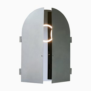 Espejo tríptico gigante iluminado de Jesse Visser