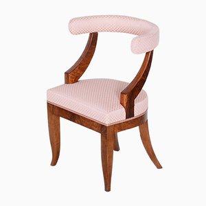 Antique Biedermeier Armchair, 1820s