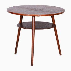 Oak Coffee Table from Drevopodnik Holesov, 1950s