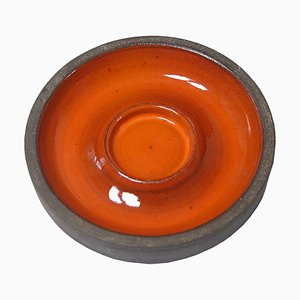 Danish Ceramic Dish from Lehmann, 1960s