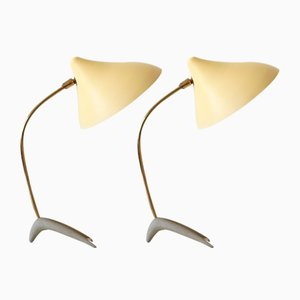 Table Lamps from Cosack, 1950s, Set of 2