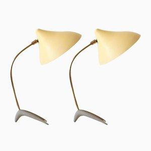 Tischlampen von Cosack, 1950er, 2er Set